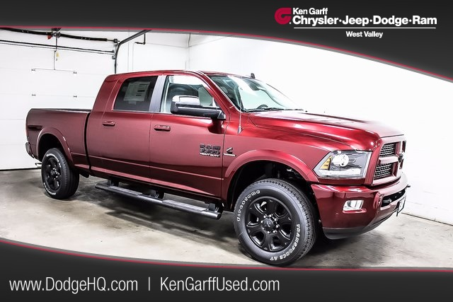 2017 Ram 3500 Mega Cab 4x4 Pickup #1D71041 - photo 1