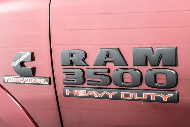 2017 Ram 3500 Mega Cab 4x4 Pickup #1D71041 - photo 12