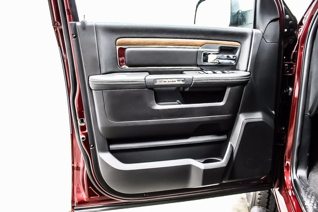 2017 Ram 3500 Mega Cab 4x4 Pickup #1D71041 - photo 16