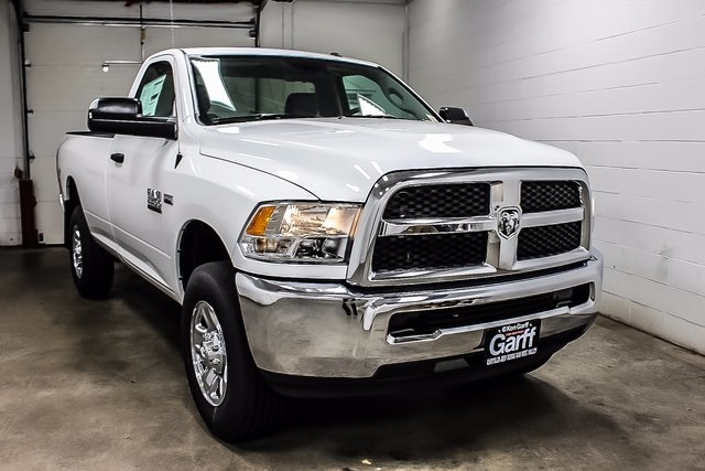 2018 Ram 2500 Regular Cab 4x4 Pickup #1D80019 - photo 4