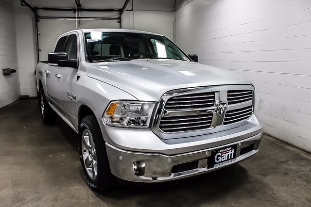 2018 Ram 1500 Crew Cab 4x4, Pickup #1D80119 - photo 4