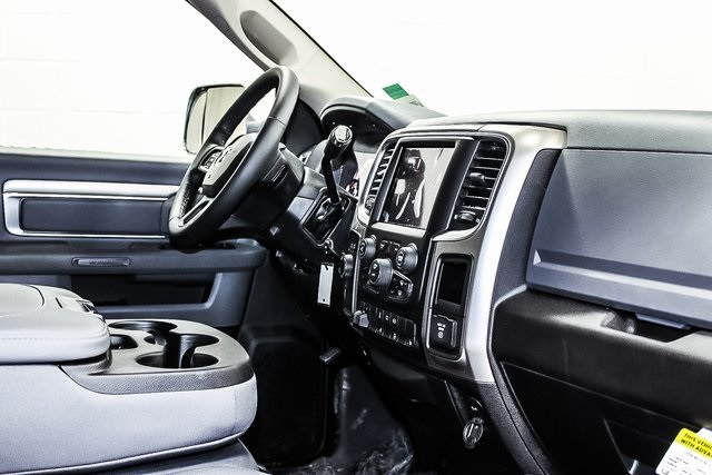2018 Ram 2500 Crew Cab 4x4,  Pickup #1D80282 - photo 7
