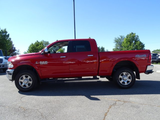 2018 Ram 2500 Crew Cab 4x4,  Pickup #1D80372 - photo 6