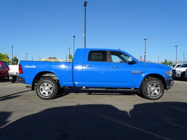 2018 Ram 2500 Mega Cab 4x4,  Pickup #1D80375 - photo 3