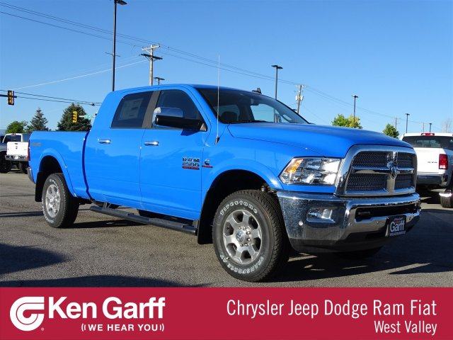 2018 Ram 2500 Mega Cab 4x4,  Pickup #1D80375 - photo 1
