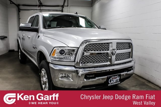 2018 Ram 2500 Mega Cab 4x4,  Pickup #1D80393 - photo 1