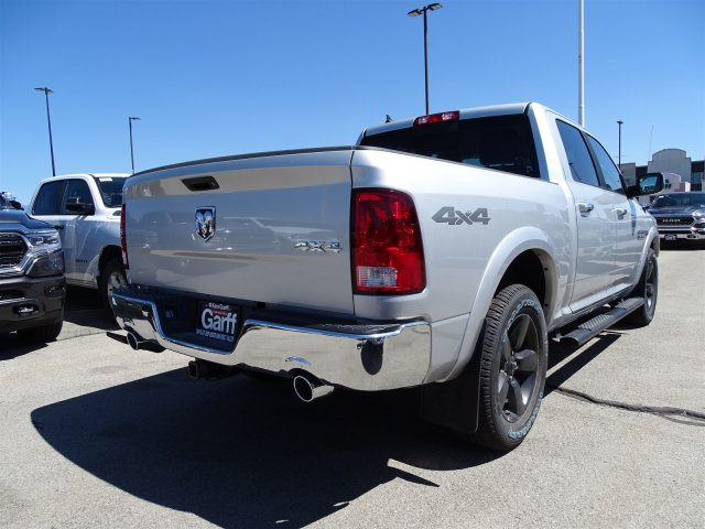 2018 Ram 1500 Crew Cab 4x4,  Pickup #1D80411 - photo 2