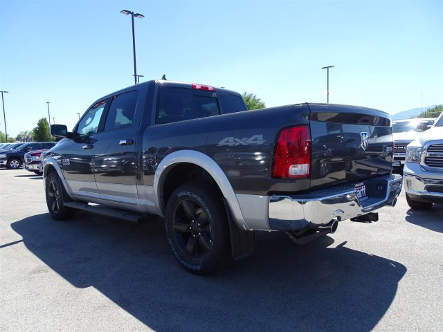 2018 Ram 1500 Crew Cab 4x4,  Pickup #1D80412 - photo 5