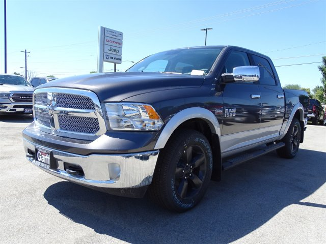 2018 Ram 1500 Crew Cab 4x4,  Pickup #1D80412 - photo 6