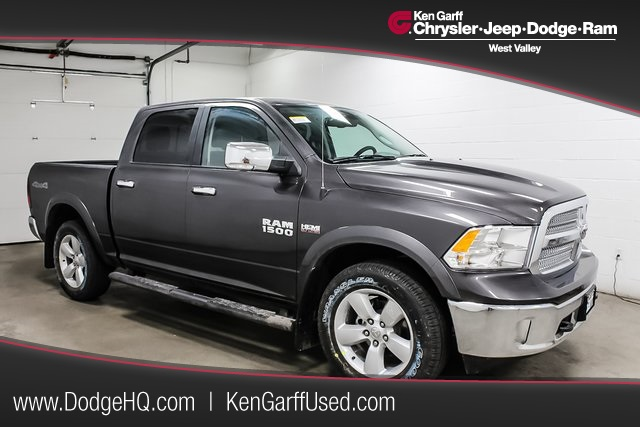 2018 Ram 1500 Crew Cab 4x4,  Pickup #1D80417 - photo 1