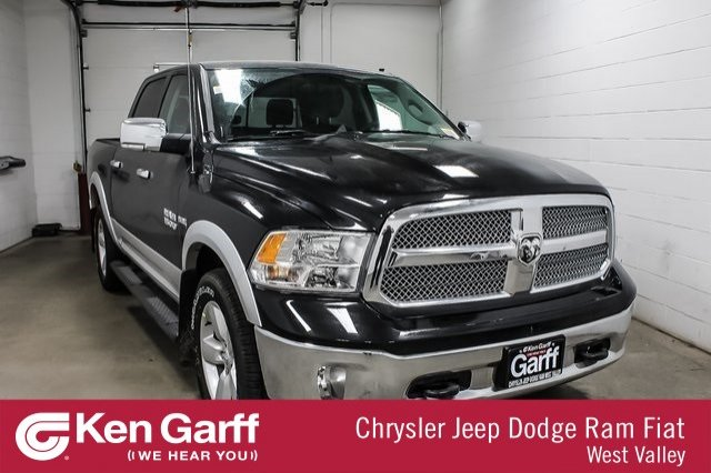 2018 Ram 1500 Crew Cab 4x4,  Pickup #1D80423 - photo 1