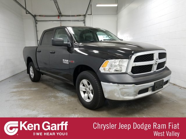 2018 Ram 1500 Crew Cab 4x4,  Pickup #1D80588 - photo 1