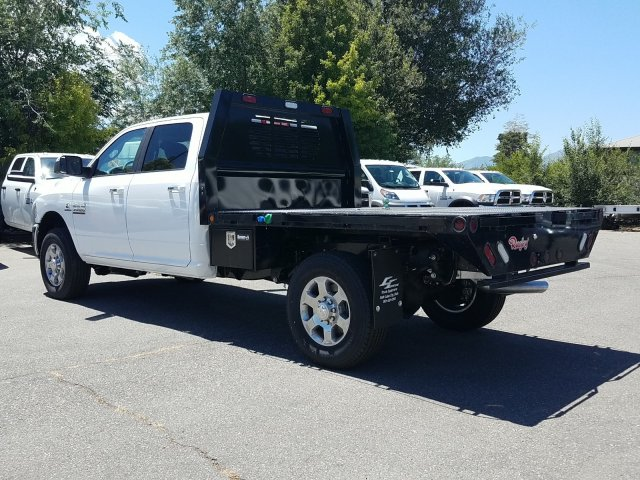 2018 Ram 3500 Crew Cab 4x4,  Rugby Platform Body #1D80609 - photo 5