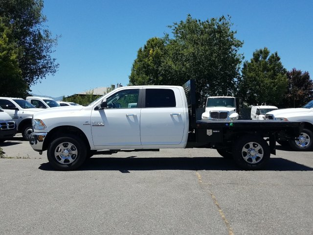 2018 Ram 3500 Crew Cab 4x4,  Rugby Platform Body #1D80609 - photo 6