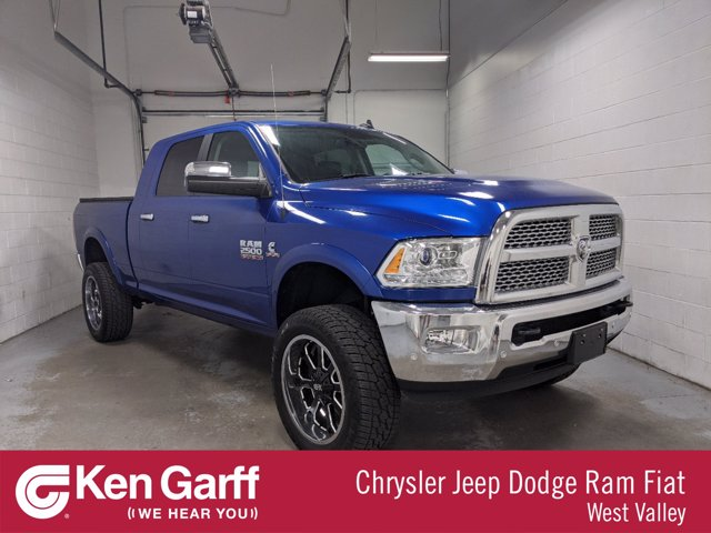 2018 Ram 2500 Mega Cab 4x4,  Pickup #1D80941 - photo 1