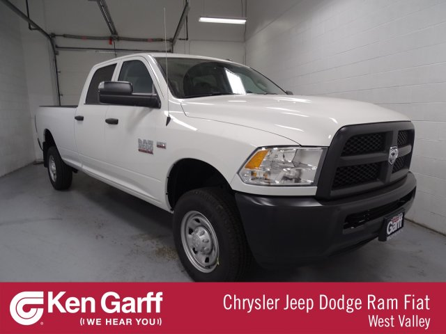 2018 Ram 2500 Crew Cab 4x4,  Pickup #1D80966 - photo 1