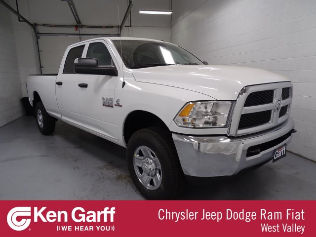 2018 Ram 2500 Crew Cab 4x4,  Pickup #1D81016 - photo 1