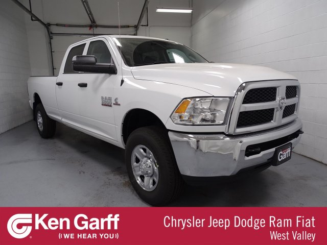 2018 Ram 3500 Crew Cab 4x4,  Pickup #1D81047 - photo 1