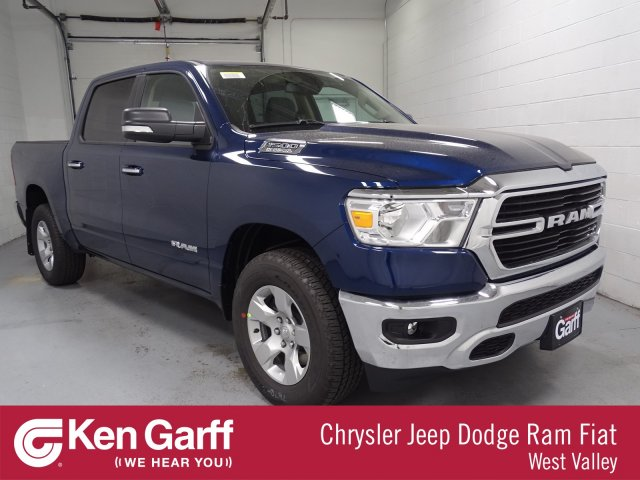 2019 Ram 1500 Crew Cab 4x4,  Pickup #1D90122 - photo 1