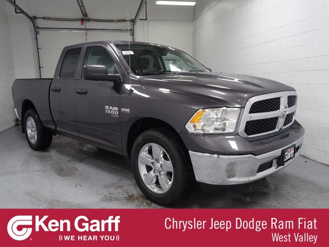 2019 Ram 1500 Quad Cab 4x4,  Pickup #1D90146 - photo 1