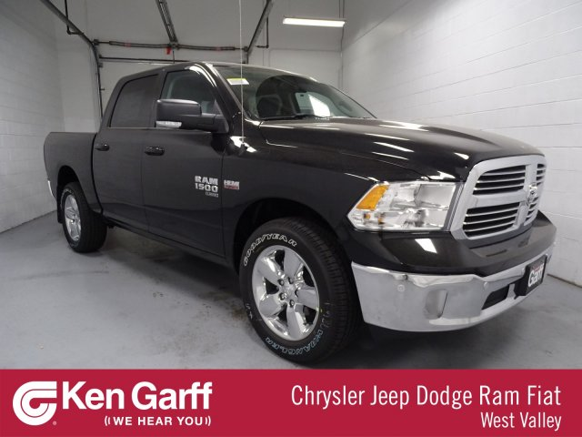 2019 Ram 1500 Crew Cab 4x4,  Pickup #1D90154 - photo 1
