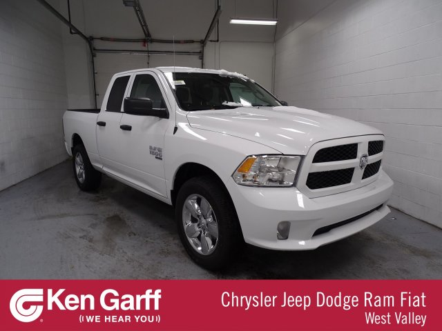 2019 Ram 1500 Quad Cab 4x4,  Pickup #1D90249 - photo 1