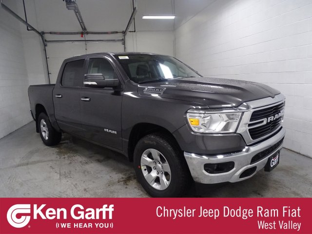 2019 Ram 1500 Crew Cab 4x4,  Pickup #1D90322 - photo 1