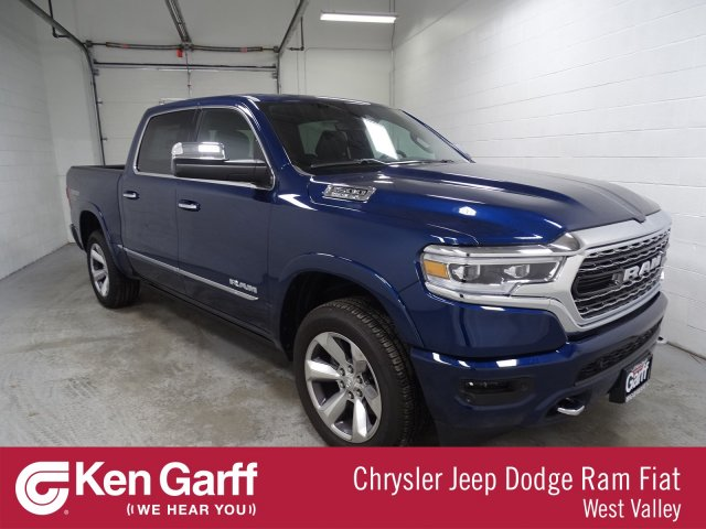 2019 Ram 1500 Crew Cab 4x4,  Pickup #1D90370 - photo 1