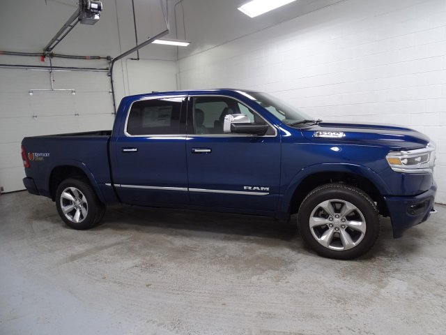 2019 Ram 1500 Crew Cab 4x4,  Pickup #1D90370 - photo 3