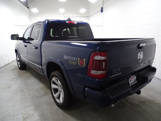 2019 Ram 1500 Crew Cab 4x4,  Pickup #1D90370 - photo 2