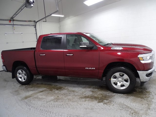 2019 Ram 1500 Crew Cab 4x4,  Pickup #1D90378 - photo 3