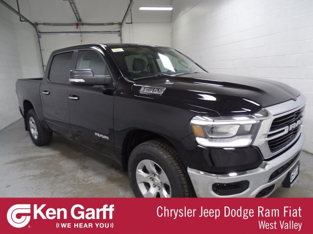 2019 Ram 1500 Crew Cab 4x4,  Pickup #1D90380 - photo 1