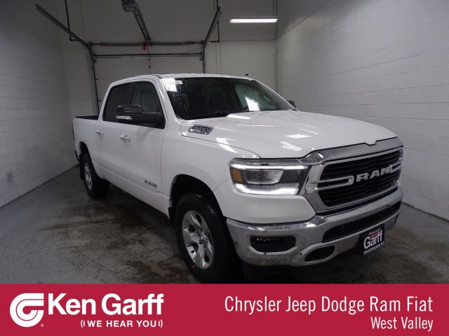 2019 Ram 1500 Crew Cab 4x4,  Pickup #1D90381 - photo 1