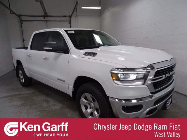 2019 Ram 1500 Crew Cab 4x4,  Pickup #1D90387 - photo 1