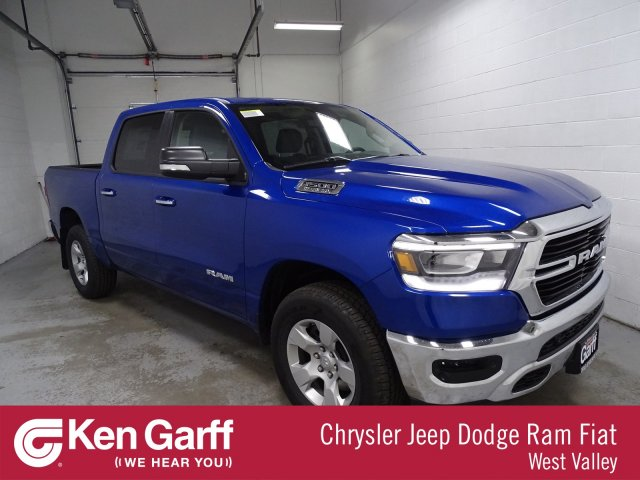 2019 Ram 1500 Crew Cab 4x4,  Pickup #1D90388 - photo 1