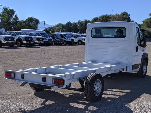 2020 Ram ProMaster 3500 FWD, Cab Chassis #1DF0011 - photo 1