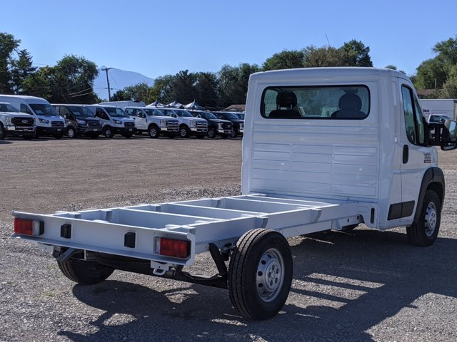 2020 Ram ProMaster 3500 FWD, Cab Chassis #1DF0059 - photo 1