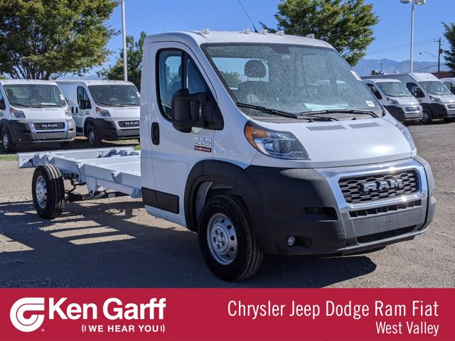2020 Ram ProMaster 3500 FWD, Cab Chassis #1DF0064 - photo 1