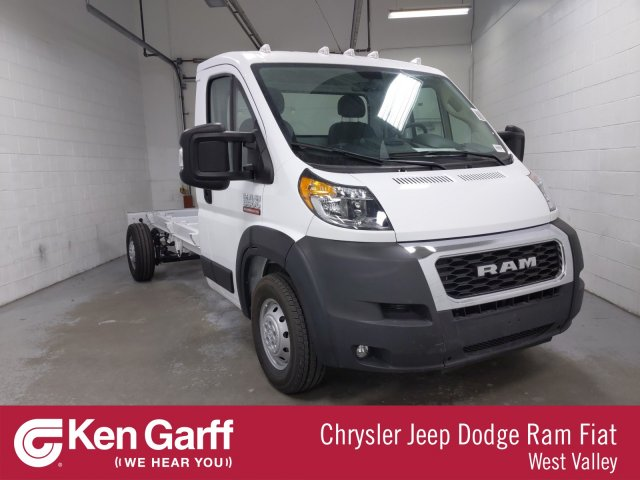 2020 Ram ProMaster 3500 Standard Roof FWD, Cab Chassis #1DF0068 - photo 1