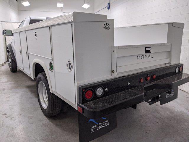 2020 Ram 5500 Regular Cab DRW 4x4, Royal Truck Body Service Body #1DF0188 - photo 1