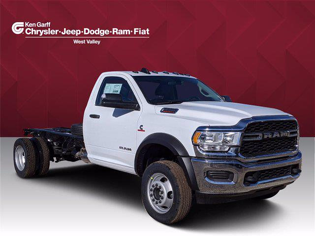 2020 Ram 5500 Regular Cab DRW 4x4, Cab Chassis #1DF0239 - photo 1