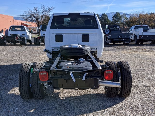 2020 Ram 5500 Regular Cab DRW 4x4, Cab Chassis #1DF0239 - photo 4