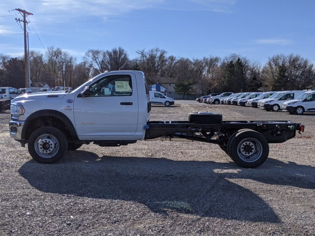 2020 Ram 5500 Regular Cab DRW 4x4, Cab Chassis #1DF0239 - photo 6