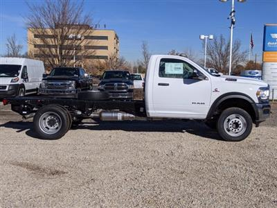 2020 Ram 5500 Regular Cab DRW 4x4, Cab Chassis #1DF0239 - photo 3