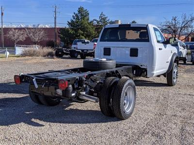 2020 Ram 5500 Regular Cab DRW 4x4, Cab Chassis #1DF0239 - photo 2