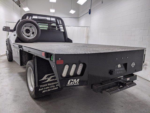 2020 Ram 5500 Regular Cab DRW 4x4, CM Truck Beds Platform Body #1DF0302 - photo 1
