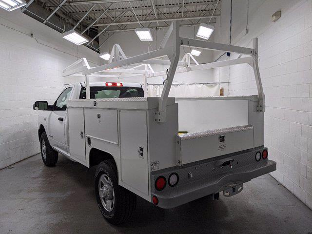 2021 Ram 2500 Regular Cab 4x4, Scelzi Service Body #1DF1066 - photo 1