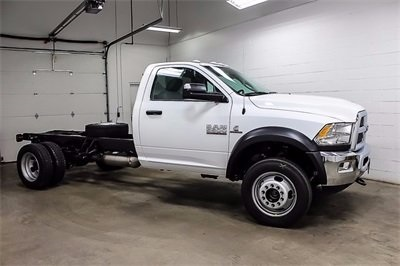 2017 Ram 5500 Regular Cab DRW 4x4, Platform Body #1DF7011 - photo 16