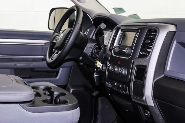 2017 Ram 3500 Regular Cab DRW 4x4, Platform Body #1DF7051 - photo 8