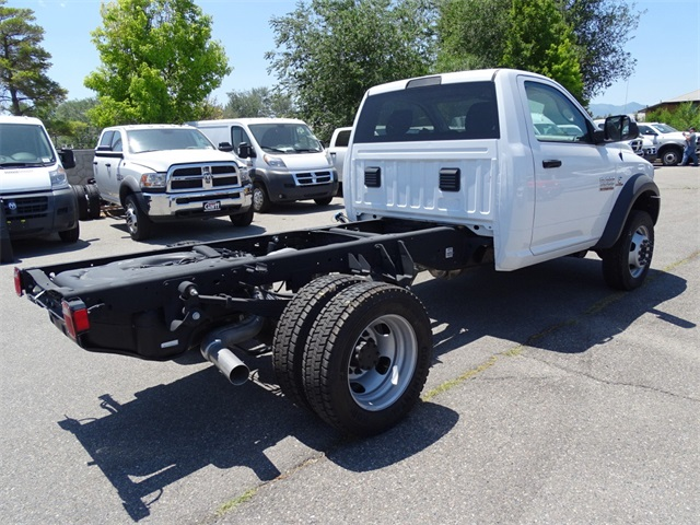 2017 Ram 5500 Regular Cab DRW 4x4,  Cab Chassis #1DF7056 - photo 2